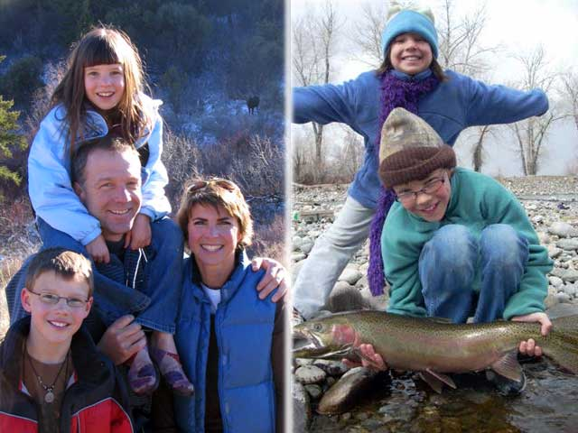 Family Fishing Guides
