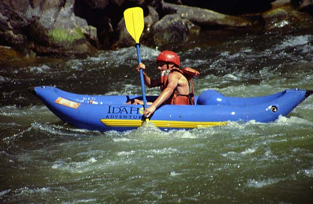 Salmon River Kayaking