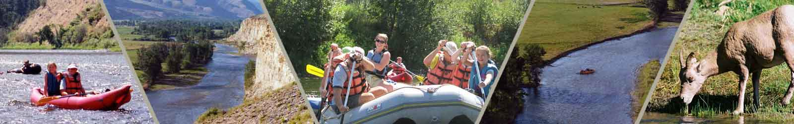 Salmon River Scenic Float Trips