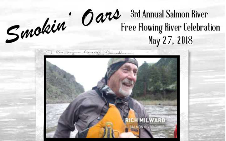 Smokin' Oars 2018 – 1 Day-100 Miles Salmon River Run