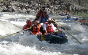 Salmon River Rafting, Summer Review
