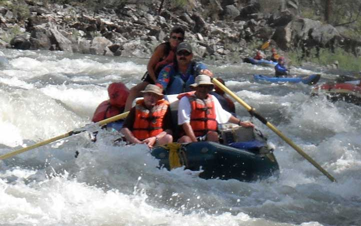 Looking Back on the Rafting Summer 2014