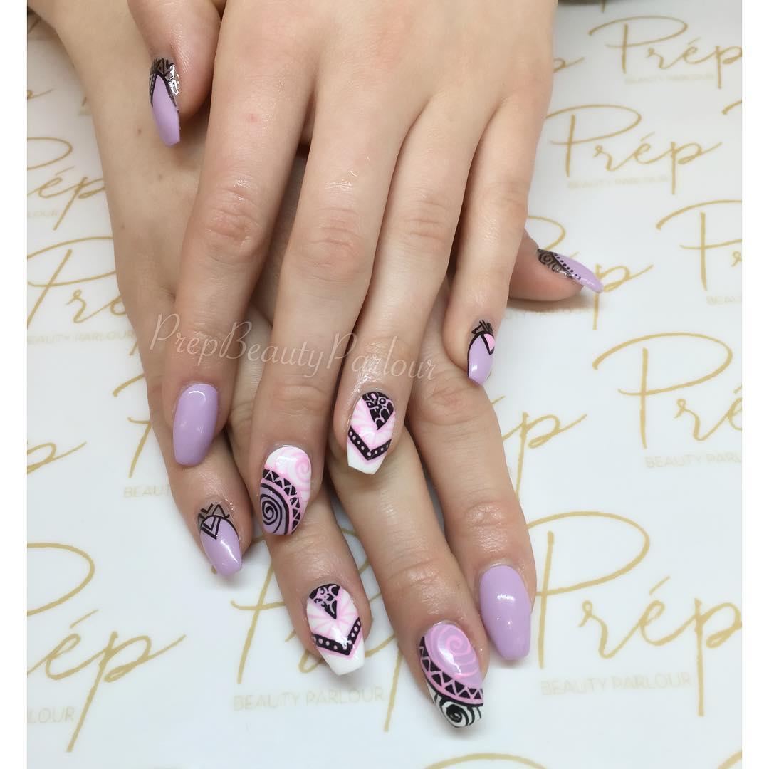 Best Nail Art In The City – Prép Beauty Parlour