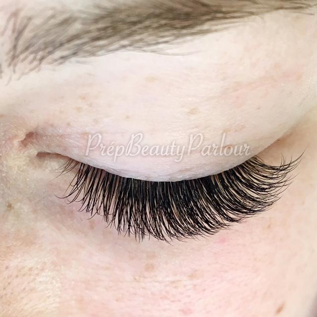 Eyelash Extension After Care With Prép Beauty Parlour