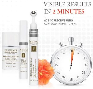 NEW Eminence Hibiscus Skin Care!
