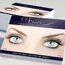 Save your lashes with Eyenvy Lash Conditioner