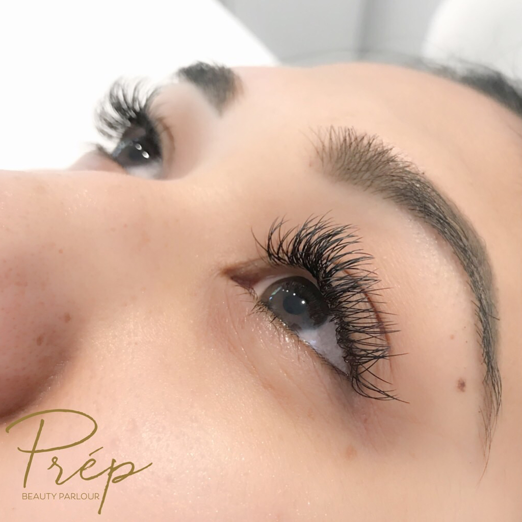 Best Royal Full Set Eyelash Extensions Vancouver |Prép Beauty Parlour
