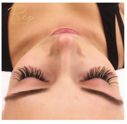 Before Your First Set of Eyelash Extensions | Prép Beauty Parlour