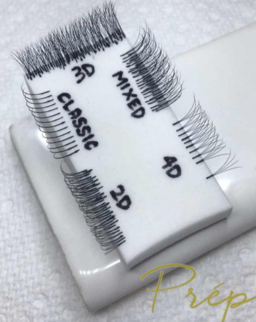 Best Russian Volume 3D Lashes Vancouver | Prép Beauty Parlour