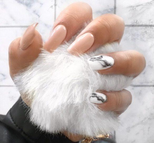Marble Nail Trend | Prép Beauty Parlour