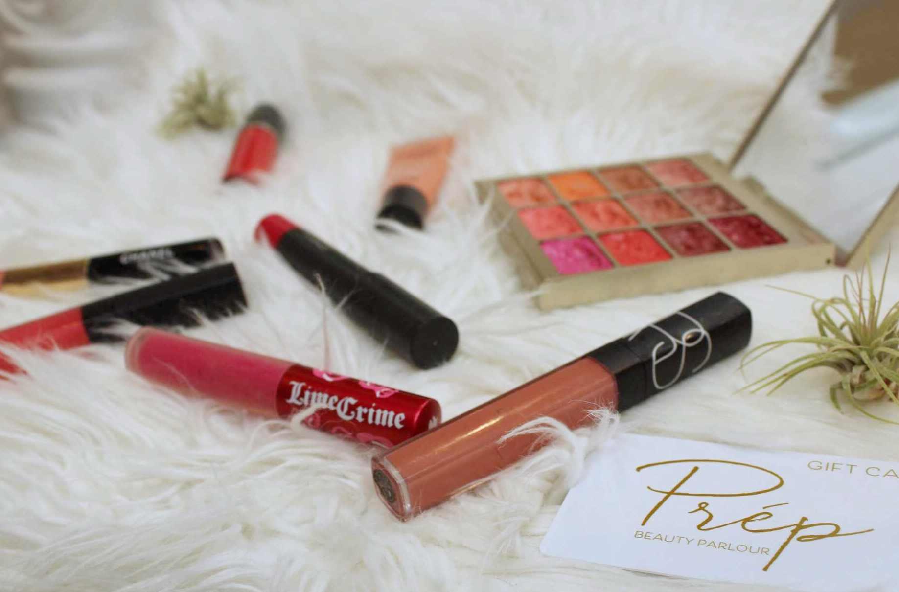 Prép Beauty Parlour's Guide to Lip Products