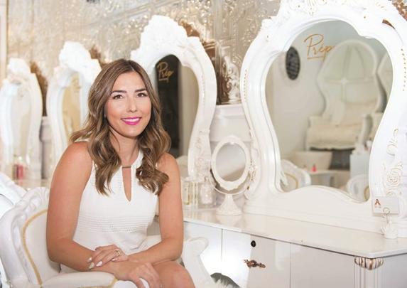 NAILS Magazine Feature | Prép Beauty Parlour