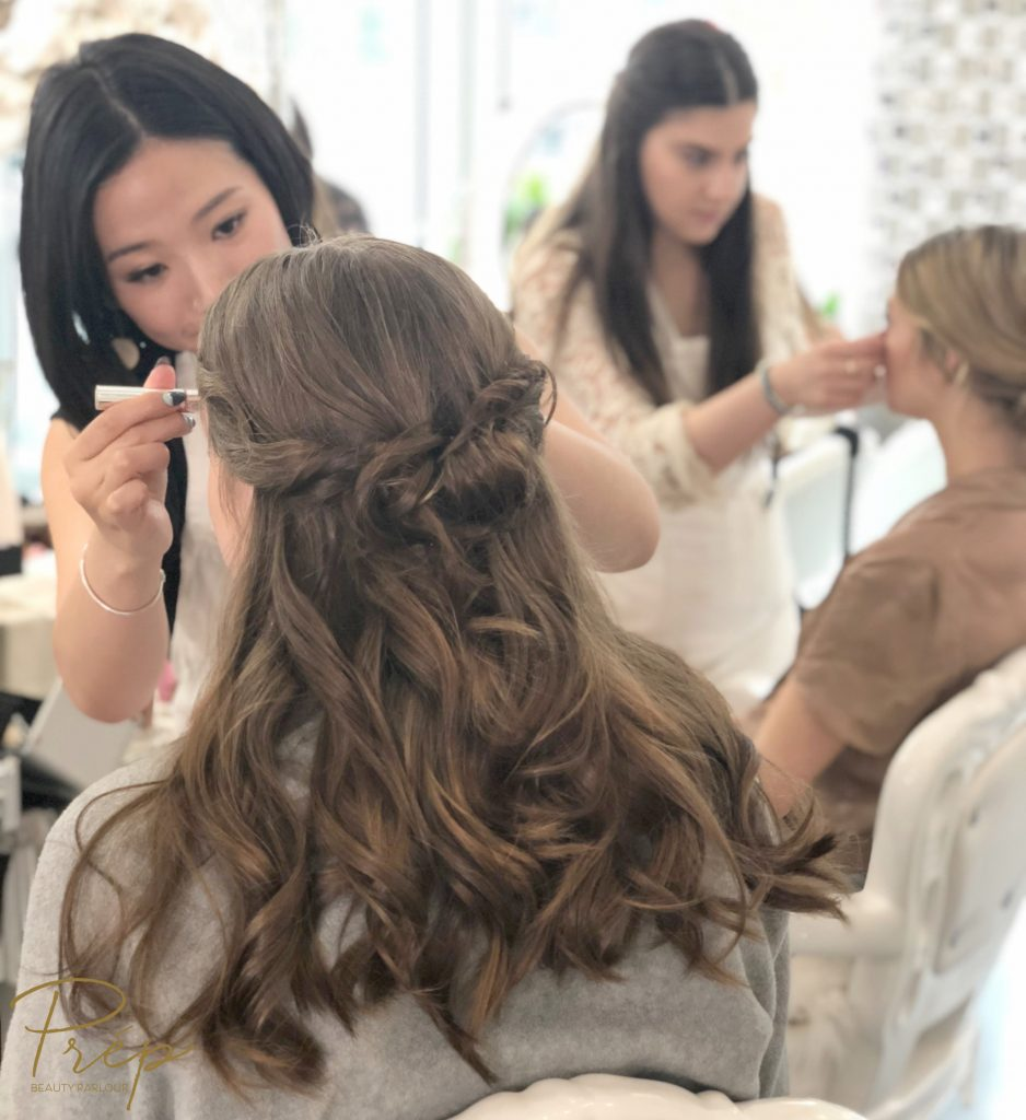 Best Mobile Beauty Salon Vancouver | Prép Beauty Parlour