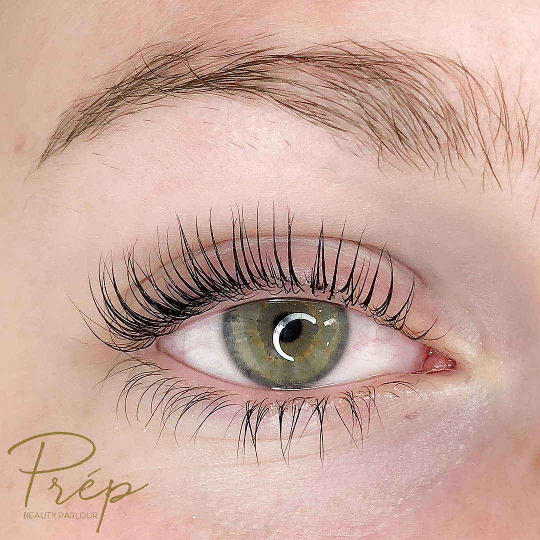 Best Vancouver Yumi Lash Lift | Prép Beauty Parlour 4