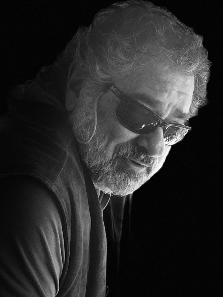 Artist Phillip Timper