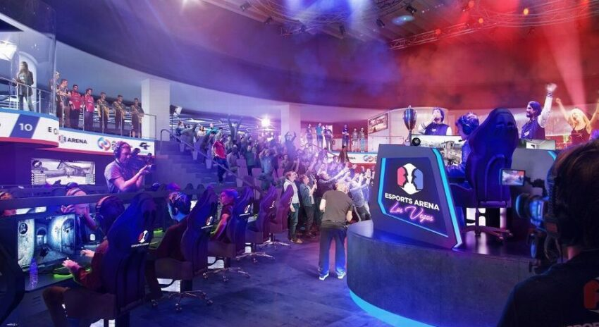 Vegas Esports venue to Open at Luxor Hotel in 2018