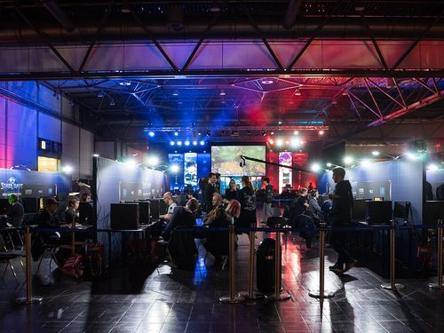 Kaohsiung signs on to host 2018 Esports World Championship