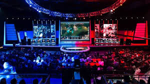 Esports on Cusp of Collegiate Takeover
