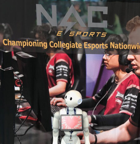 The First Day of NACE Conference: Confirmed the Great Enthusiasm of Educators about Esports