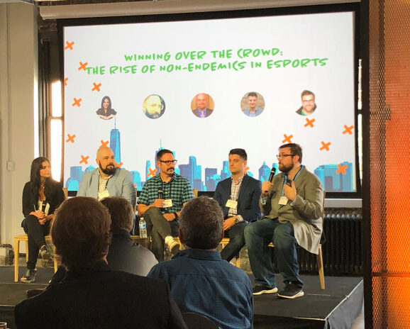 Esports summit's pitch to brands: patience and flexibility