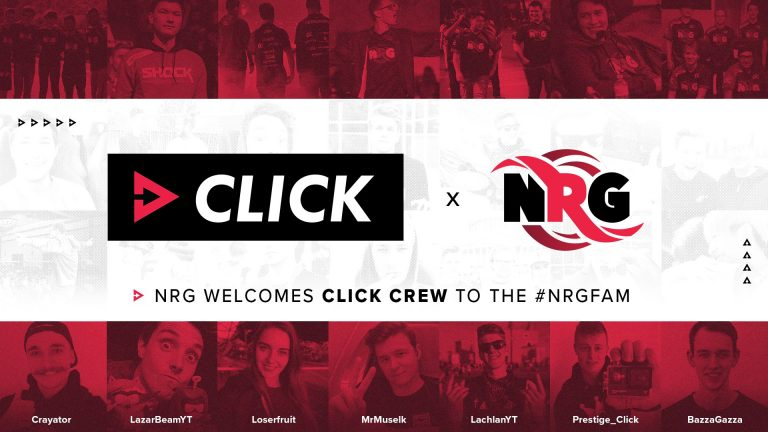 NRG Esports shoots for the sky with group of online gamers