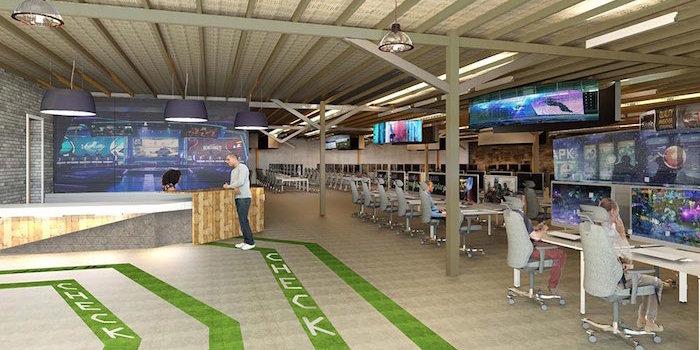 Axis Replay, A 'Social Gaming Club' With Amenities For Everyone, Debuts at Esports Week Atlanta