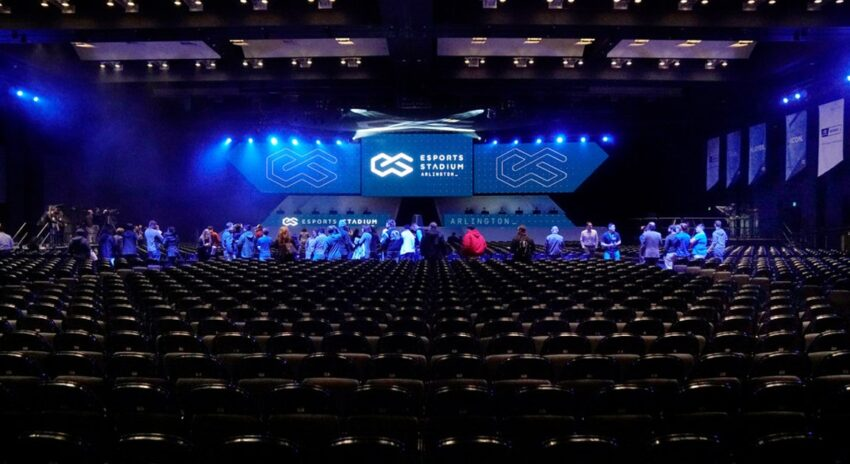 Arlington goes all-in on esports, transforming convention center into $10 million gaming venue