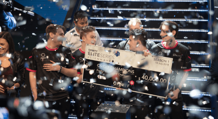 Esports club ORDER completes $360,000 equity crowdfunding raise