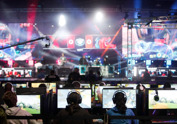 Turning Esports Into Cultural Events Is The Next Step In A Nascent Sport's Evolution