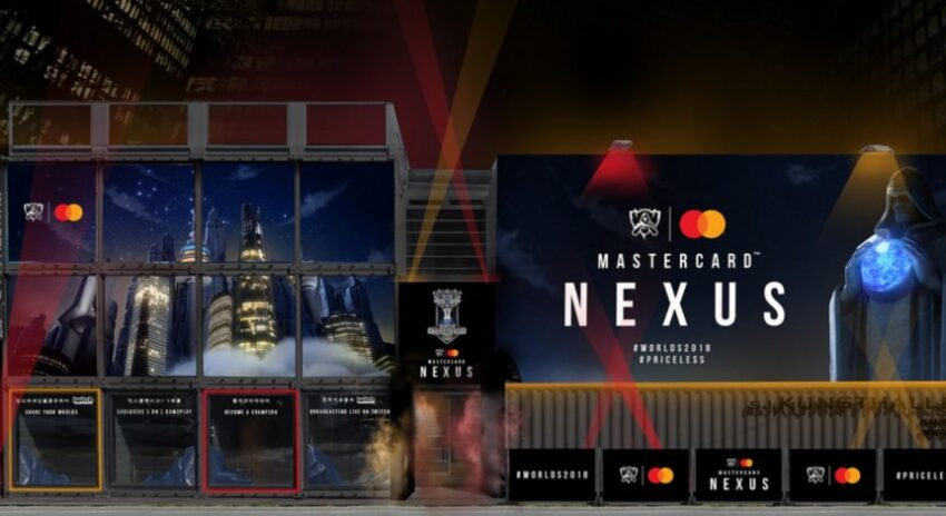 'We believe storymaking is more valuable than just storytelling': Mastercard wants in on eSports