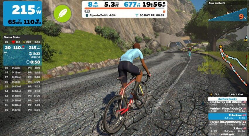 Indoor Cycling App Zwift Secures $120m Investment To Aid Esports Expansion