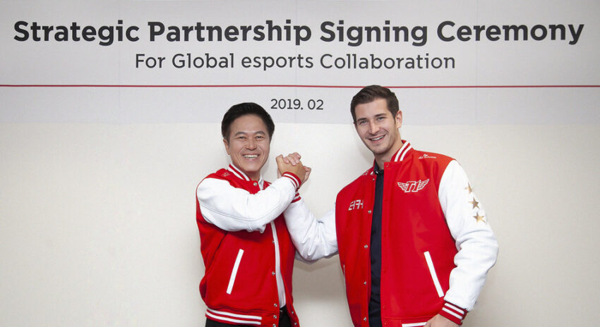 SK Telecom and Comcast Spectacor Forge Strategic Partnership for Cooperation in Esports Business