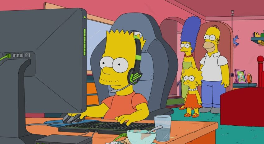 'The Simpsons' eSports Episode – A Sign that the Industry is Booming