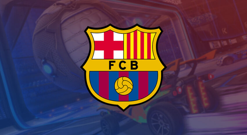 FC Barcelona expands into Rocket League