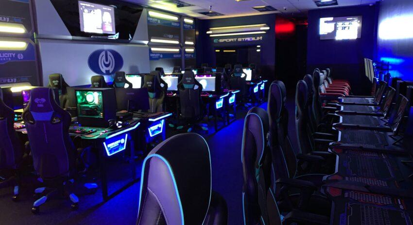 Simplicity Esports open Boca Raton gaming arena
