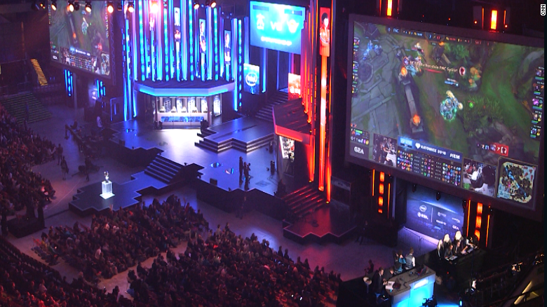 Understanding the esports opportunity