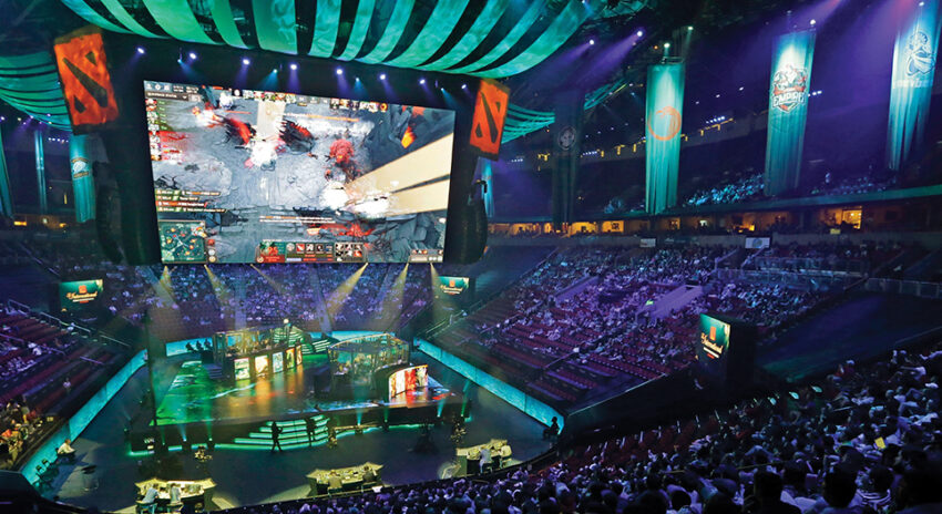 Esports: Exploring the Business of Gaming