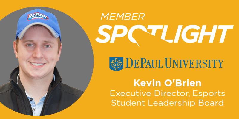 Member Spotlight: Kevin O'Brien