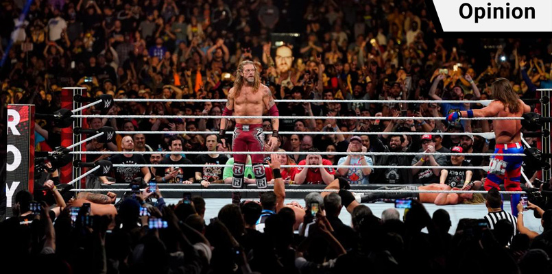 Opinion: What the Esports Industry Can Learn From WWE