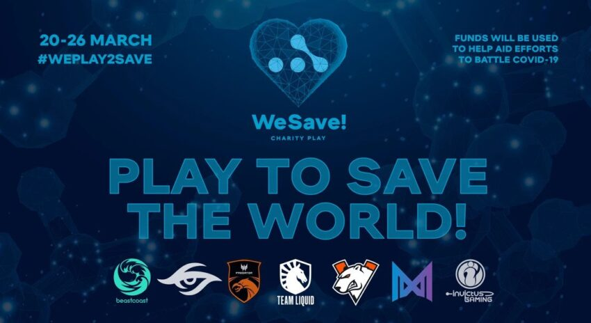 WePlay! Esports to host charity Dota 2 tournament