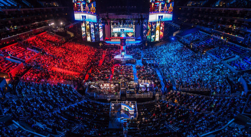 Esports sees uptick in business with more people at home