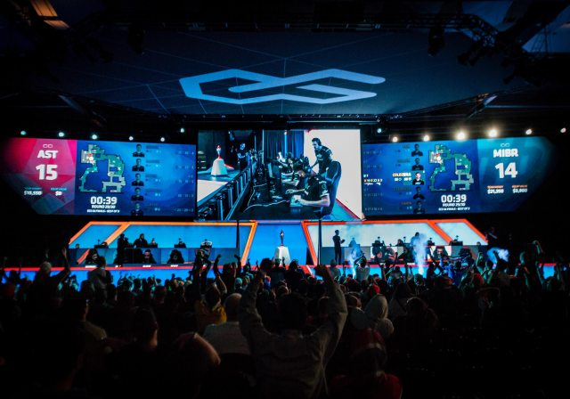 Esports are already online (obviously), but the pandemic is still creating huge challenges