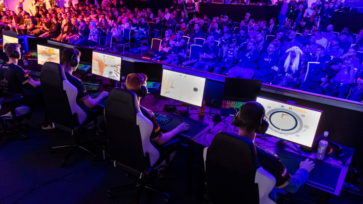Amazon's Twitch leads a booming esports six-figure-salary job market in coronavirus era