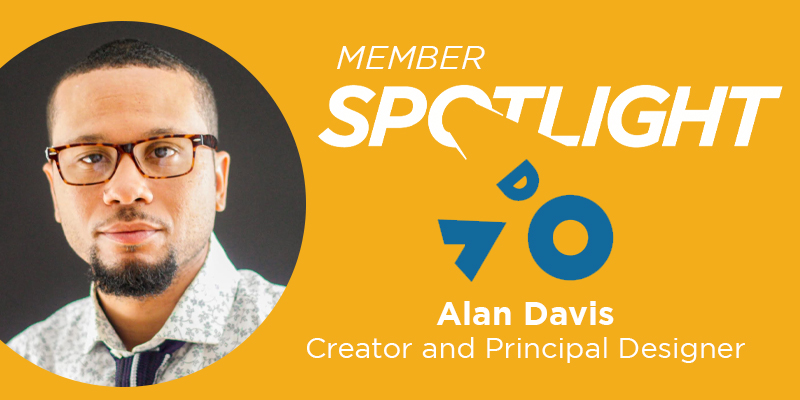 Member Spotlight: Meet Alan Davis