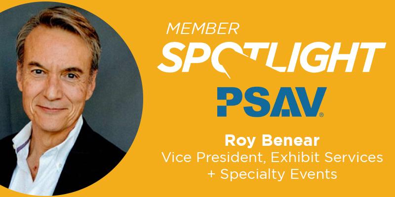 Member Spotlight: Meet Roy Benear
