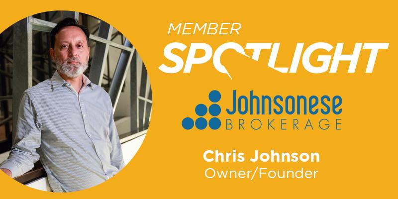 Member Spotlight: Chris Johnson