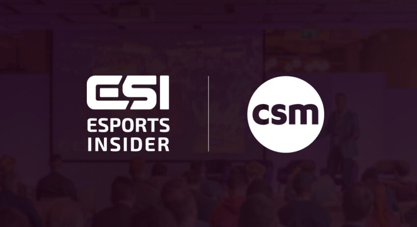 Esports Insider partners with CSM to bring more brands into esports