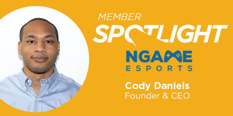 Member Spotlight: Cody Daniels