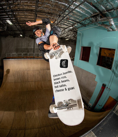 CHIPOTLE TEAMS UP WITH SKATEBOARDER TONY HAWK ON ESPORTS PROMO