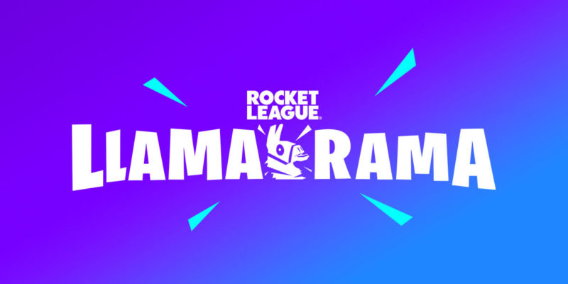 All Llama-Rama challenges in the Fortnite x Rocket League crossover